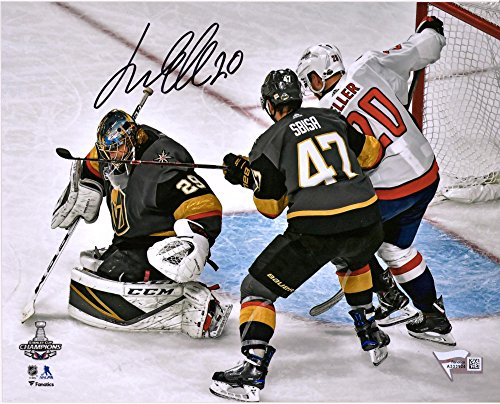 "Lars Eller Washington Capitals 2018 Stanley Cup Champions Autographed 8"" x 10"" Series-Clinching Goal Photograph -..."