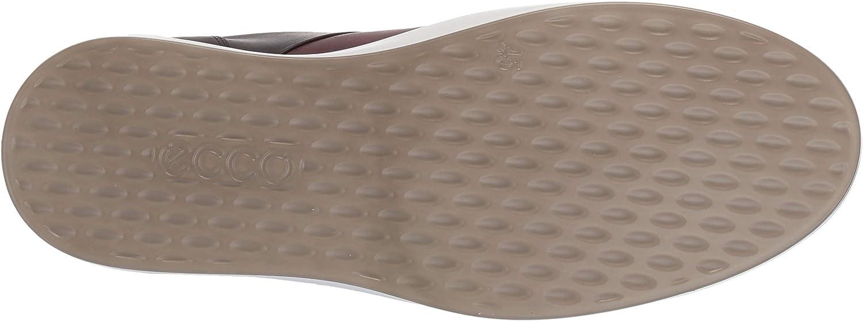 ECCO Herren Soft 8 M Sneaker, Parent Braun Coffee Brandy 51498
