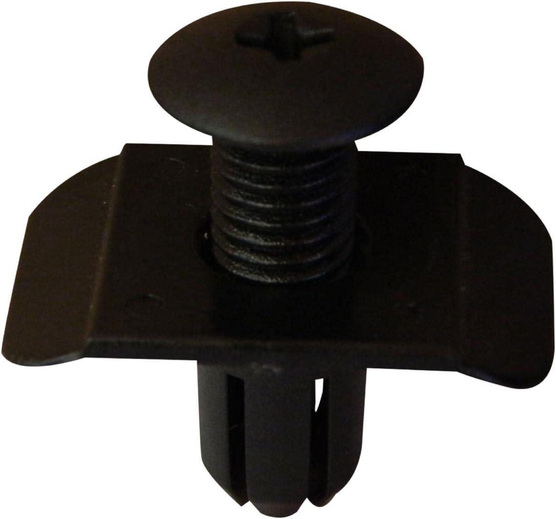 50 Pcs FOR  Mazda Nissan Bumper Cover Retainer Fastener Clips BF82-50-233