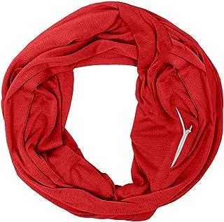 MIOIM Women Men Infinity Scarf Winter Loop Neckerchief Neck Warmer Wrap Scarf