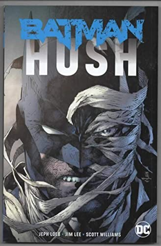 Amazon Com Batman Hush Tpb Gn Nm 2019 Joker Jim Lee Catwoman Entertainment Collectibles