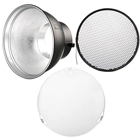 Buy FidgetGear AD-R6 Reflector+Diffuser+Honeycomb for AD600 AD600B