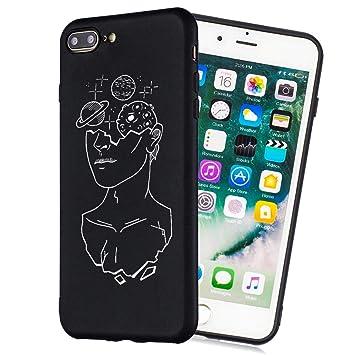 coque iphone 8 silicone drole