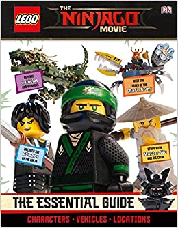 The Lego Ninjago Movie The Essential Guide Dk Essential Guides