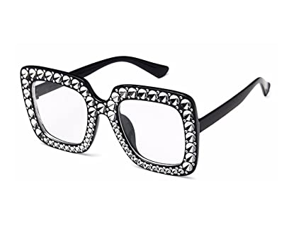 Ncient Gafas de Sol Mujer 2018 Vintage Cuadradas Grandes ...