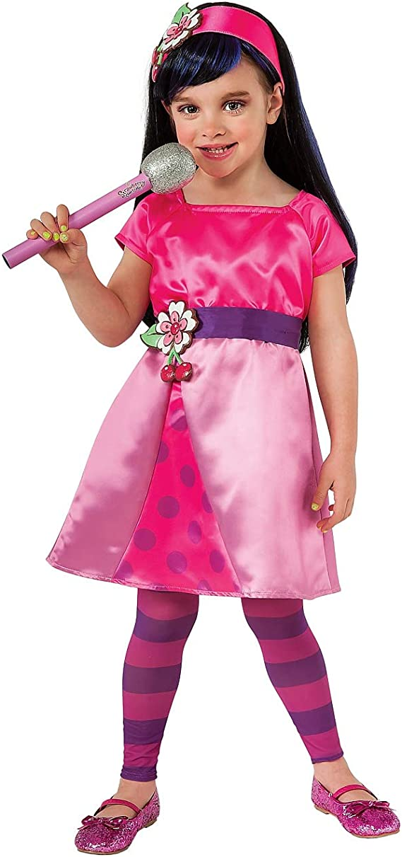 Rubies - Disfraz de Fresa para niñas pequeñas, diseño de Cerezo ...