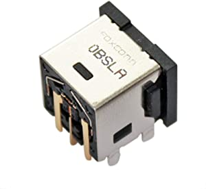Suyitai Replacement for MSI GT72 GT72S 2QD 2QE 2PC 6QD 6QE 6QF 6RE GT72VR 6RD 7RD 7RE Dominator WT72 MS-1781 DC Power Jack Socket Plug Connector Port