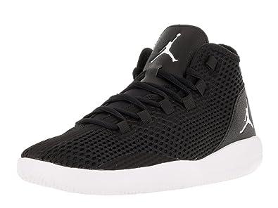 Nike Jordan Mens Jordan Reveal Black White Black White Basketball Shoe 11 Men