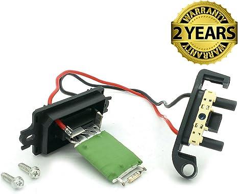 Saite 7701207717 509536 - Resistencia de ventilador de motor para garaje: Amazon.es: Coche y moto