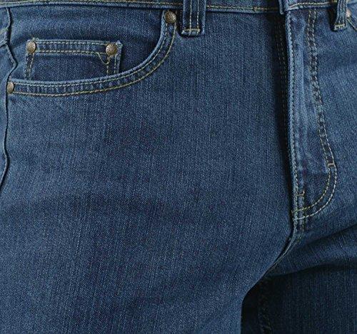 Paddock`s Herren Jeans Ranger - Slim Fit - Blau - Dark Blue Stone, Größe:W 32 L 30;Farbe:Dark Blue Stone (4580)