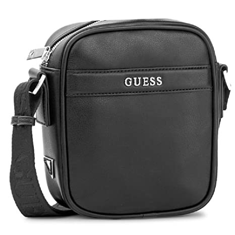 GUESS TRACOLLA UOMO HM6356POL81 CITY MINI DOCUMENT CASE  Amazon.it ... f8287b9a08b