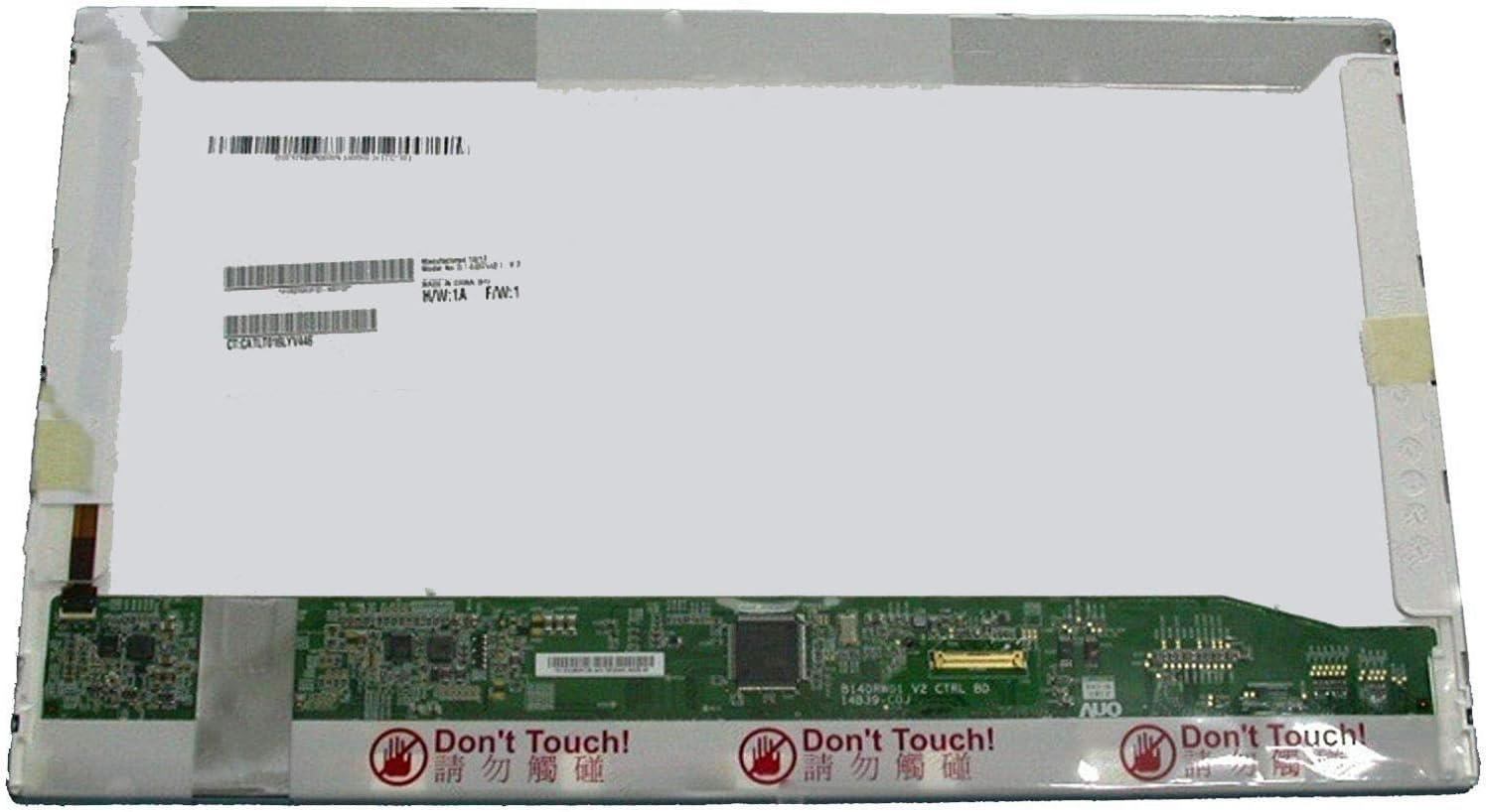 "Bblon New 14"" 1600x900 LED LCD Screen Laptop Display Panel for HP EliteBook 8440P"