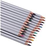 Ohuhu® 24-colore Matite Colorate / Matite da Dipinto Pittura per Schizzo Arte / Secret Garden Libro da Colorare, Kit di 24 Colori Assortiti