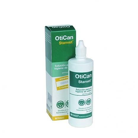 Stanvet Otican Limpiador Oidos - 125 ml: Amazon.es: Productos para ...
