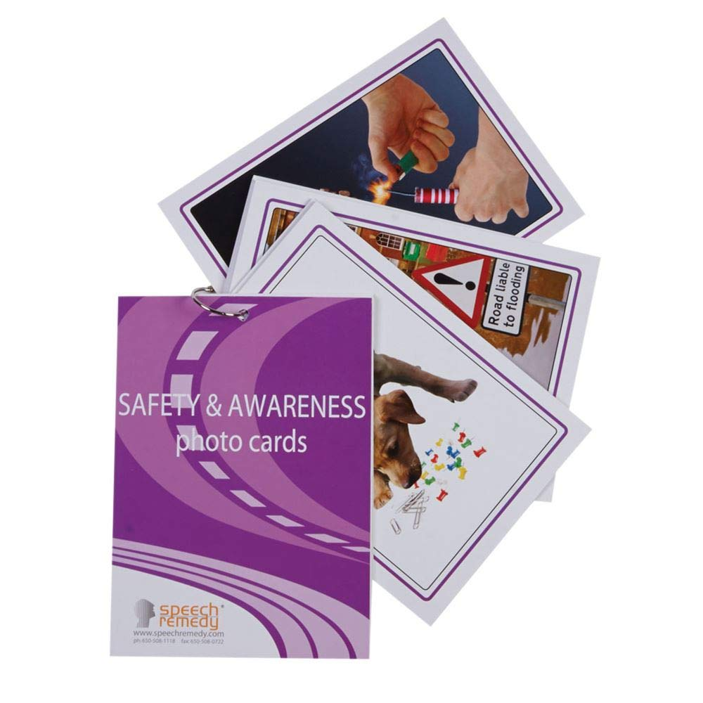 Supplemental Cognition Cards - Awareness and Safety by AliMed