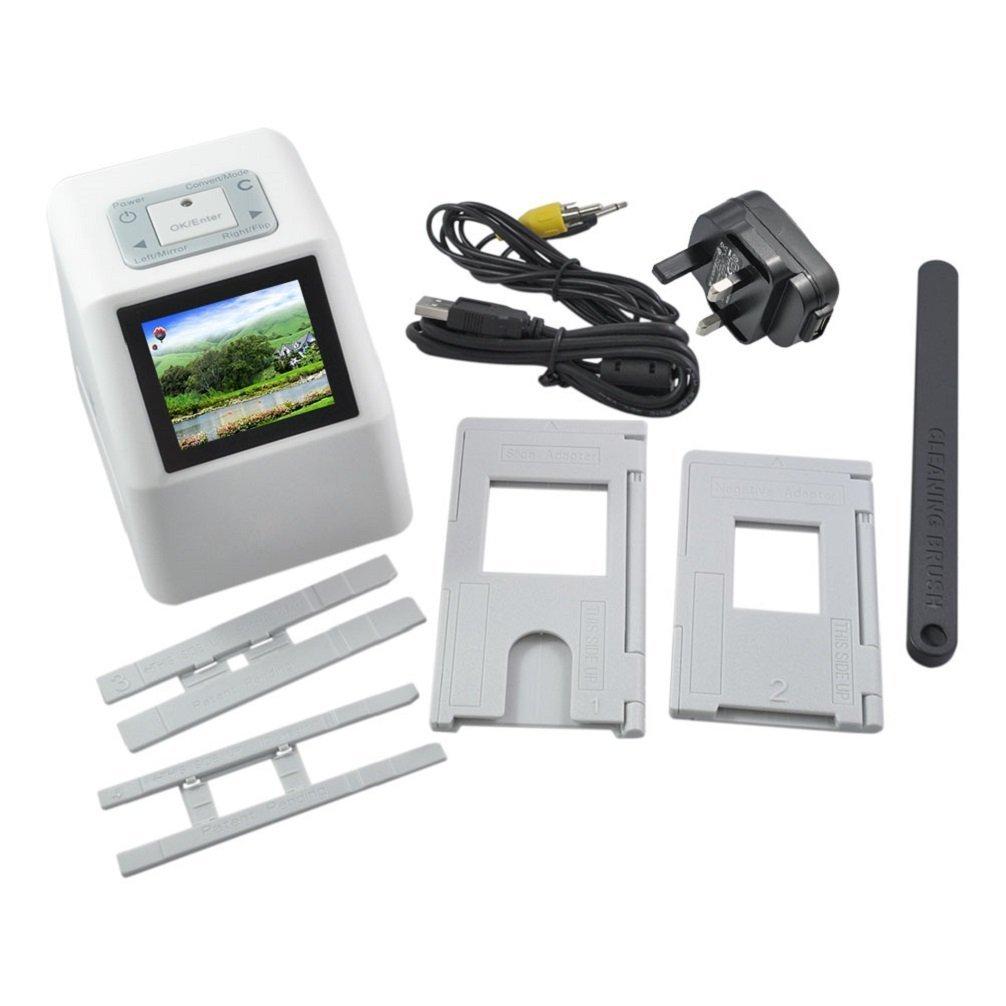 Amazon.com: QPIX High Resolution 2.4\'\' LCD Screen 4-In-1 35mm 22MP ...