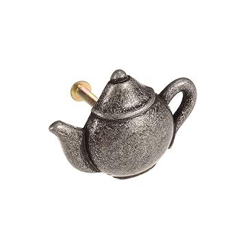 BESTOMZ Vintage Teekanne Teekessel Schrank Schublade zieht Schrank ...