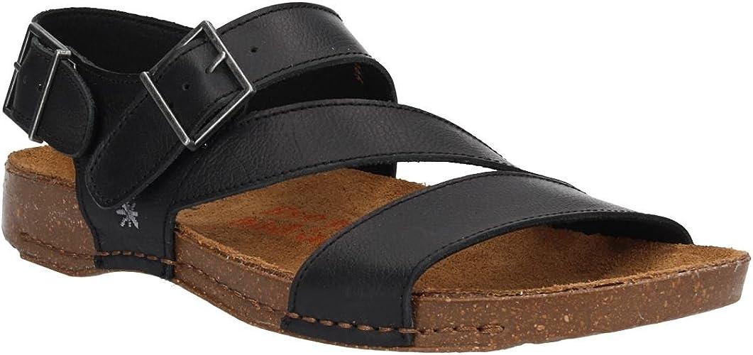 ART Sandalen 0999 Memphis Black KARAMELL: : Schuhe