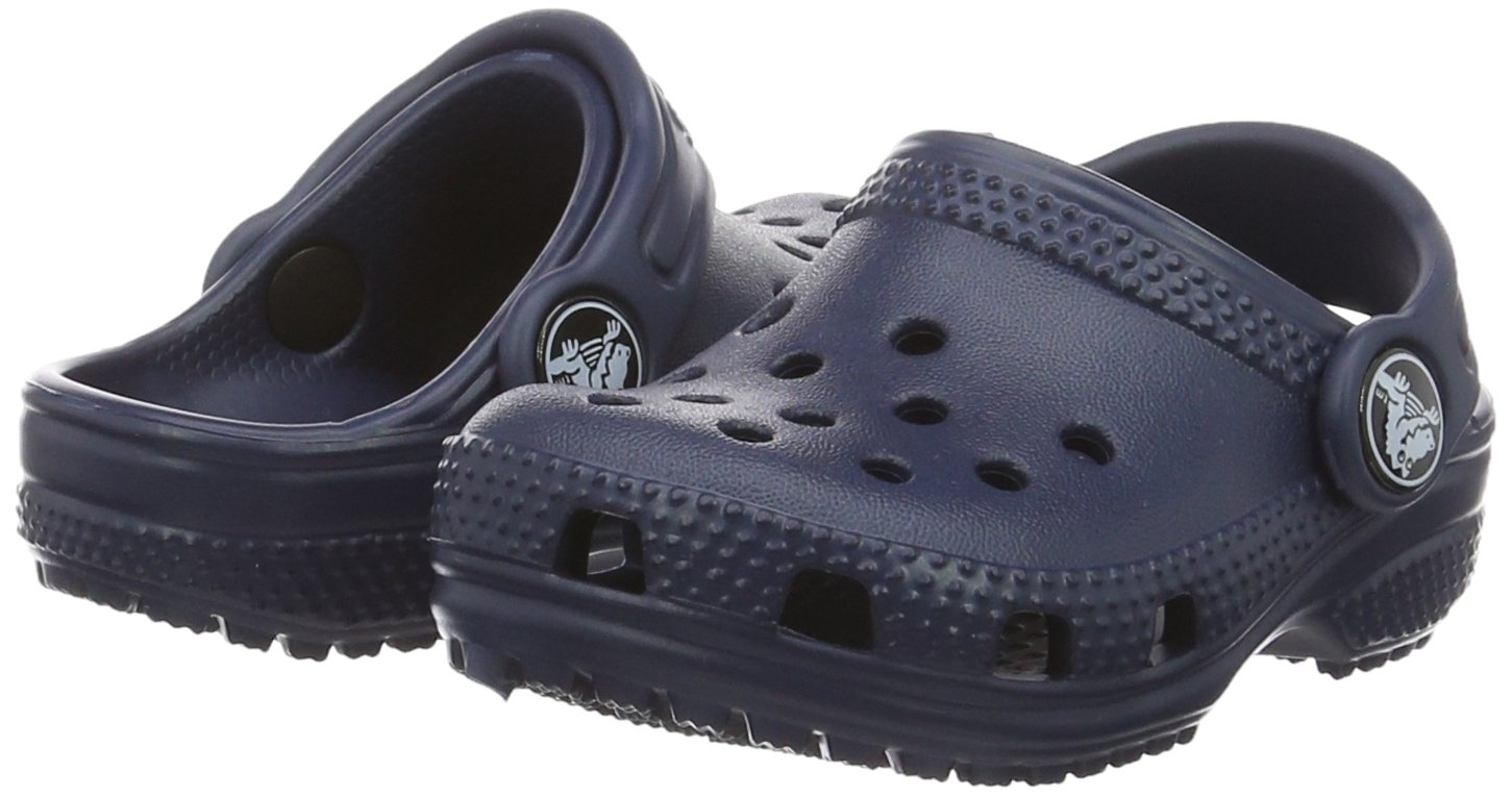 Crocs Kids' Classic Clog, Navy, 1 US Little Kid / 3 US Big Kid by Crocs (Image #5)