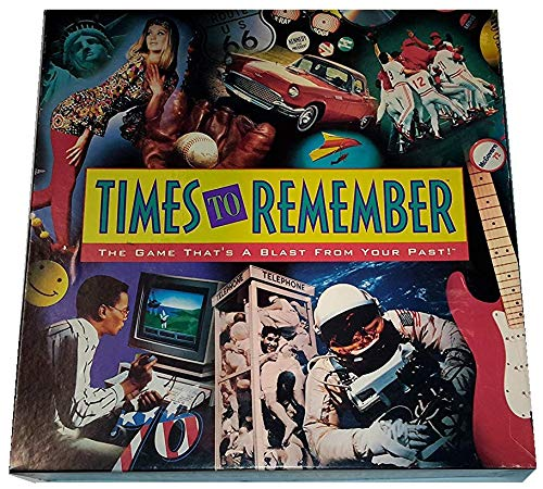 (Times To Remember)