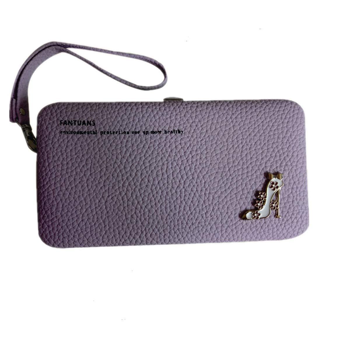 Wallets for Women Fashion Ladies Credit Card Holder Organizer Purse