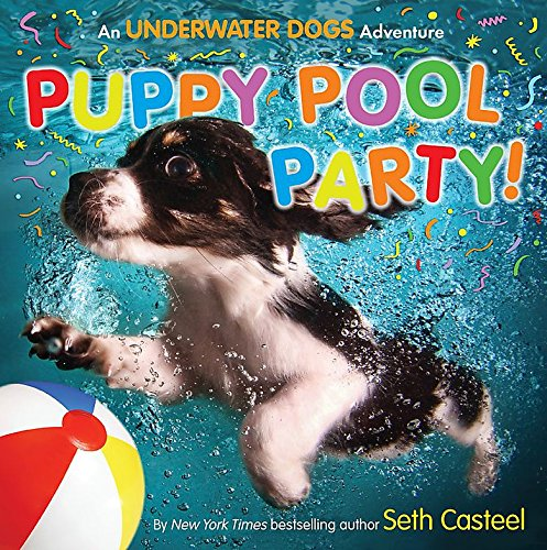 Puppy Pool Party Underwater Adventure