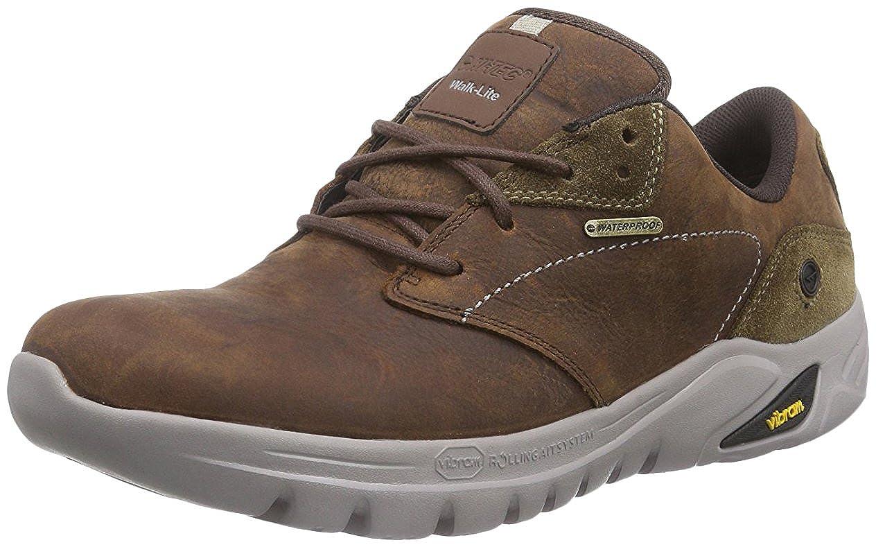 bbdd709c141 WP Uomo V Hi it 43 Tec borse Lite Marrone Witton e Lite Scarpe Walk Sneaker  Amazon Marrone 8ggYqrxw5