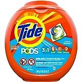 Tide PODS Detergente en cápsulas para ropa Clean Breeze, 81 unidades