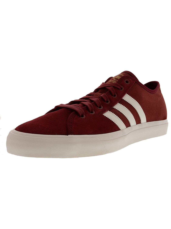 e5a1b2b8884 Galleon - Adidas Mens Matchcourt RX Skate Shoe, Adult, Collegiate Burgundy/Footwear  White, 10 M US