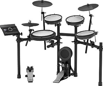 Amazon Com Roland Electronic Drum Set Td 17kv S Musical Instruments