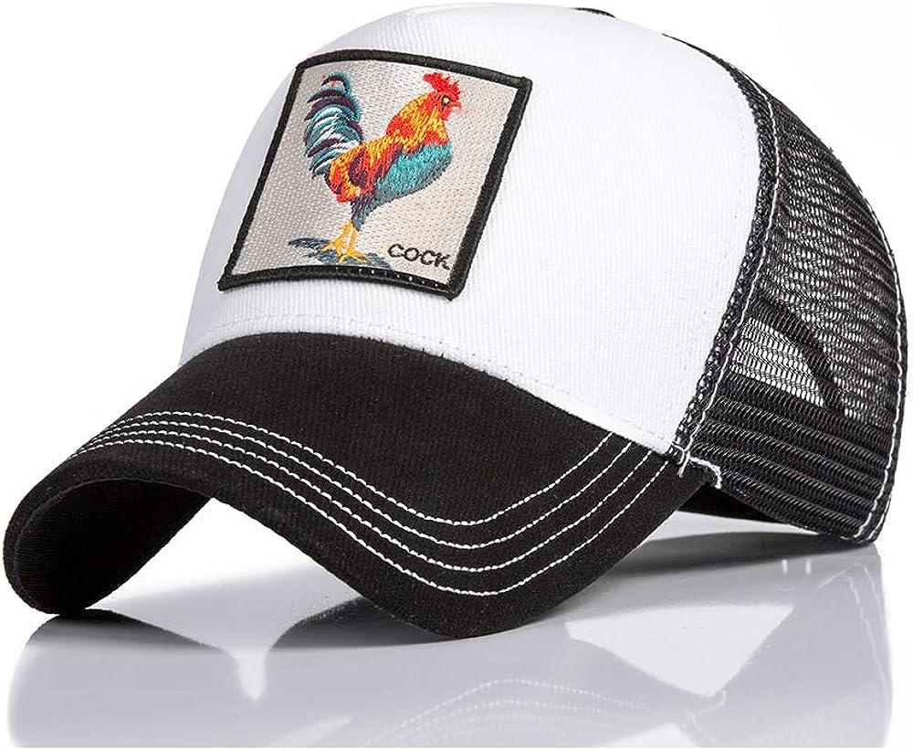 Ss - Gorra de béisbol - para hombre Azul C Talla única: Amazon.es ...