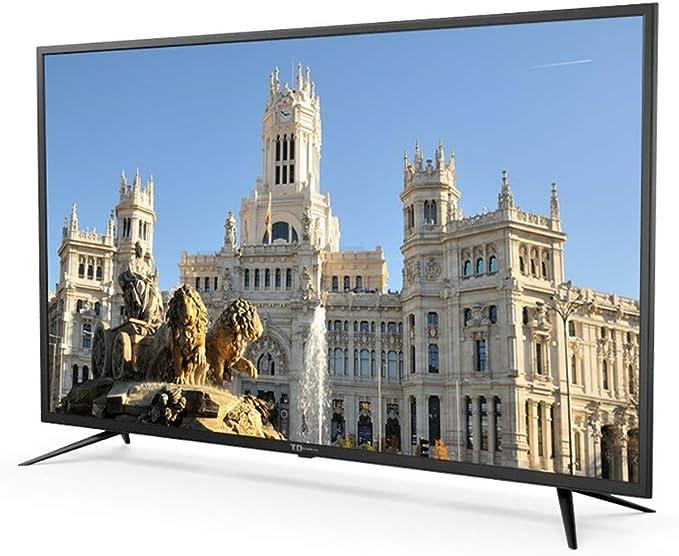 Television Smart TV 50 Pulgadas 4K, Android 9.0 y Hbbtv, UHD HDR10, 1500 PCI Hz, 3X HDMI, 2X USB, DVB-T2/C/S2, Modo Hotel - Televisores TD Systems ...