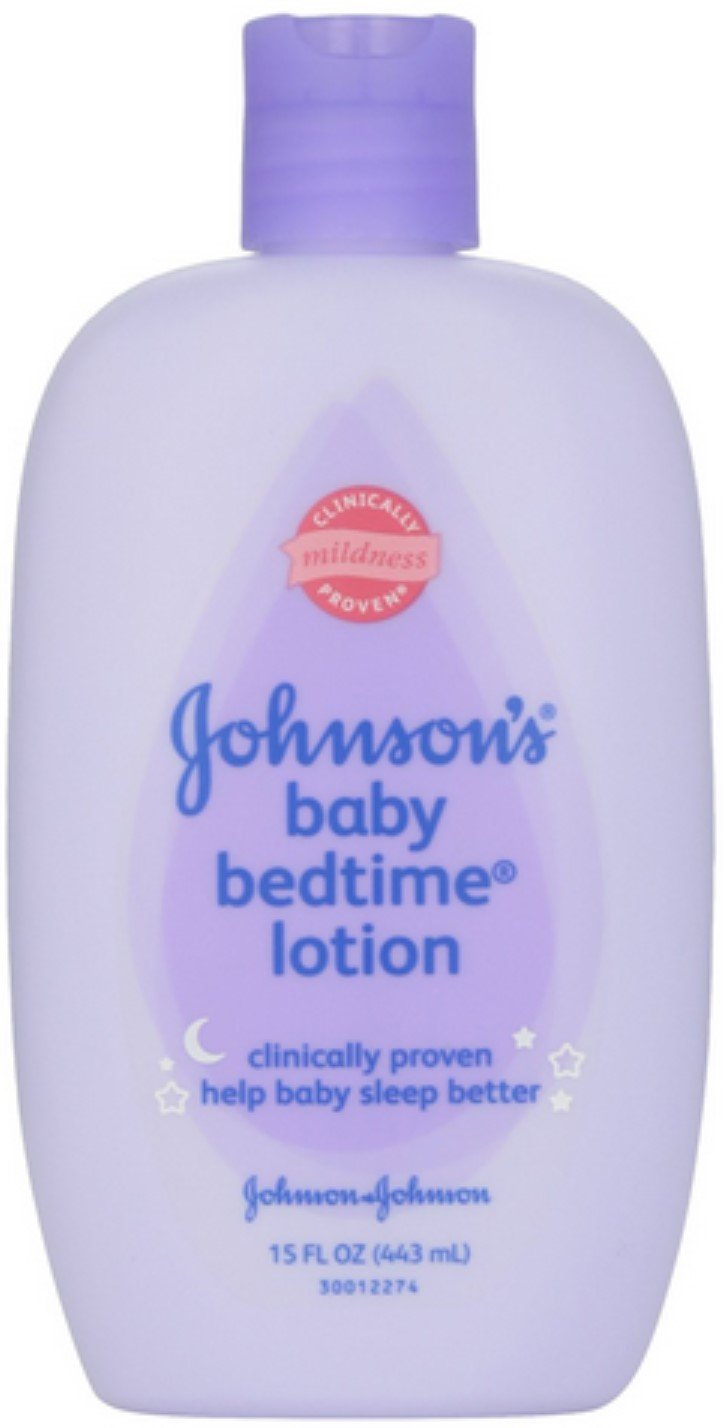 JOHNSON'S Bedtime Lotion 15 oz (Pack of 8) by Johnson's