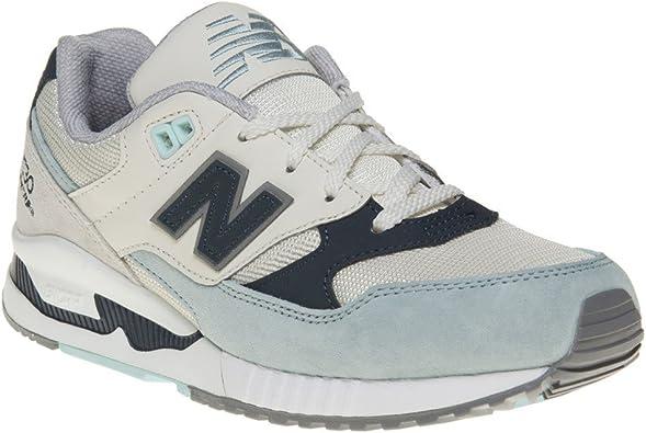 New Balance NEW BALANCE W 530 SD Mujer AZUL 40,5: Amazon.es: Zapatos y complementos