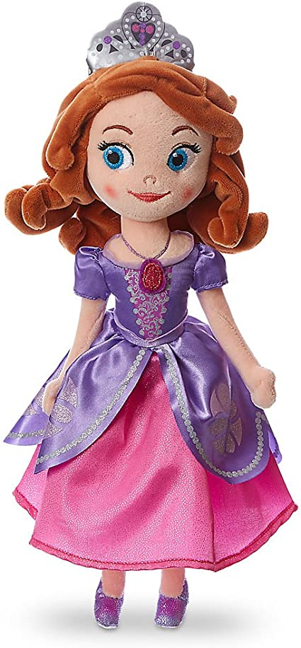 Soft Sofia The First Princess in Training