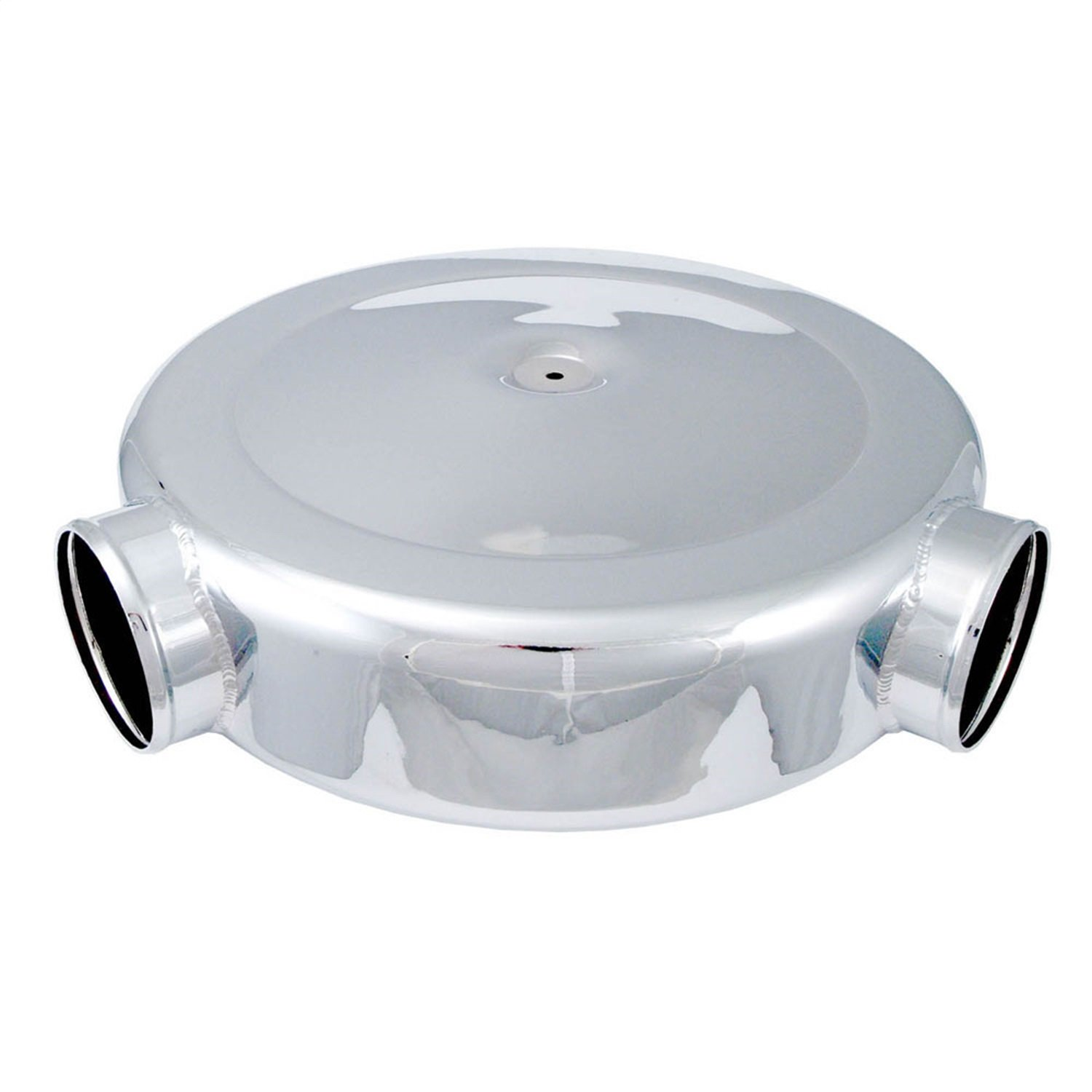 Spectre Performance 98699 Polished 16 120/° Dual Inlet Aluminum Air Box SPE-98699