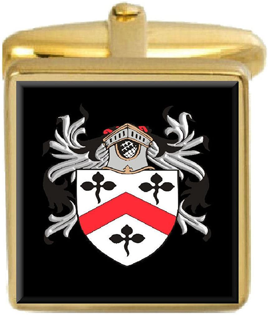 Select Gifts Williamson Scotland Heraldry Crest Heraldry Cufflinks Box Set Engraved