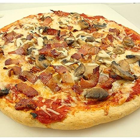 Mezcla de pizza y calzone de bajo carburante – alimentos LC ...