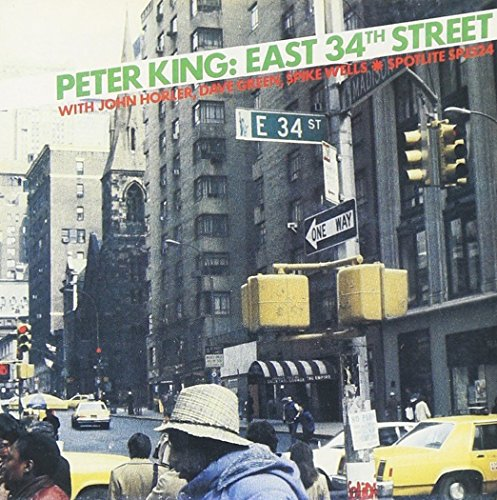 East 34th Street [Audio CD] King, Peter; John Horler; Dave Green; Spike - Shops Street 34th