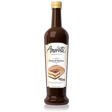 Jarabe Premium, Crema Di Tiramisu, 25,4 onzas
