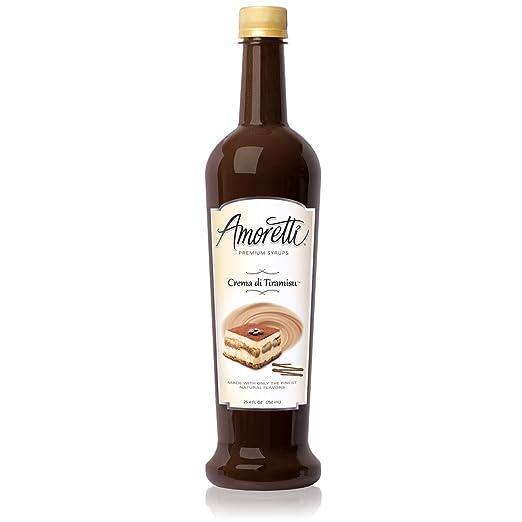 Jarabe Premium, Crema Di Tiramisu, 25,4 onzas: Amazon.es: Alimentación y bebidas
