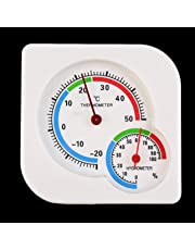 Liobaba New Useful Nursery Baby House Room Mini Thermometer Wet Hygrometer Temperature Meter Home Use Household Supply
