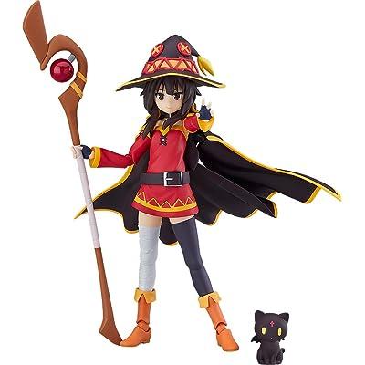 Max Factory Konosuba: Megumin Figma Action Figure: Toys & Games
