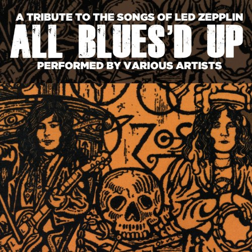 All Blues'd Up: Songs Of Led Z...