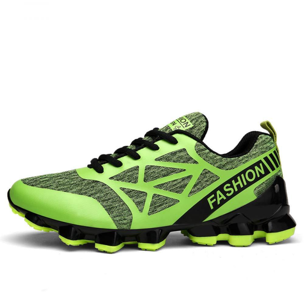 Hasag Chaussures 43|A de Sport Nouveau Chaussures de Course Homme 43|A Chaussures green c8484e