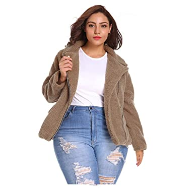 best value super popular lace up in Amazon.com: Innerternet Women's Coat Short Coat Outwear Warm ...