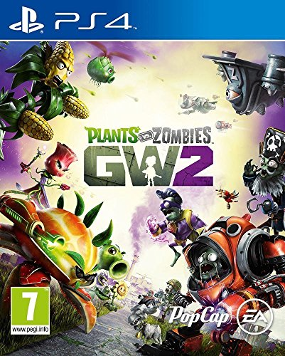 Plants vs Zombies: Garden Warfare 2 (PS4) (Twisted Sister Console)