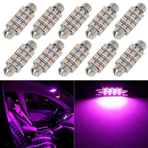 purple automotive led lights - 9