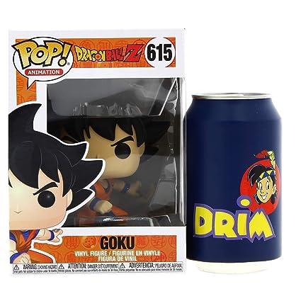 Funko- Pop Vinilo: Dragonball Z S6: Goku Figura ...