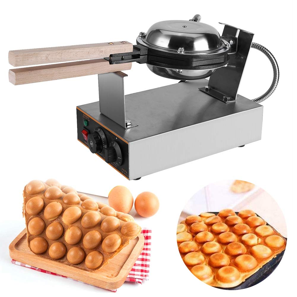 1/ pezzi Holder for Egg waffle Maker French Fry stand con supporto per cestino Fries Fish and Chips